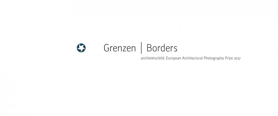 Katalog 2017: »Grenzen | Borders«