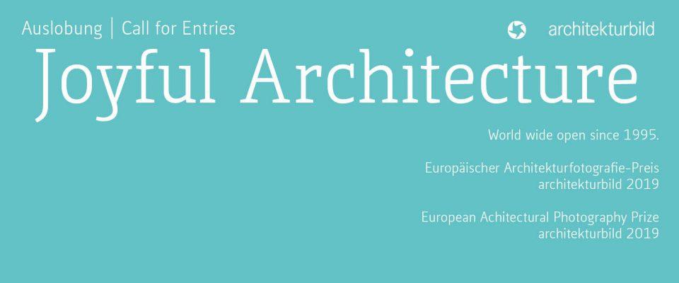 Europäischer Architekturfotografie-Preis architekturbild 2019