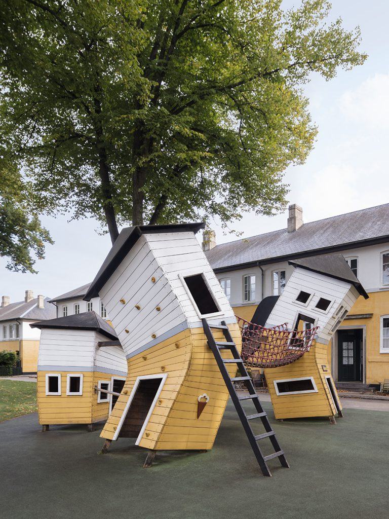 Crooked-Houses MAIPLATZ